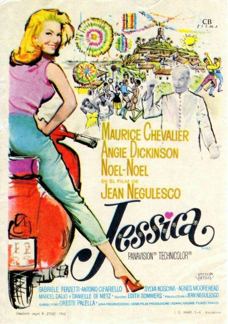 Jessica (film) movie poster