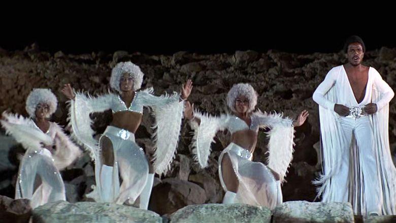 Jesus Christ Superstar (film) movie scenes