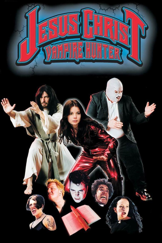 Jesus Christ Vampire Hunter movie poster