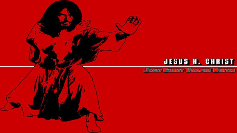 Jesus Christ Vampire Hunter movie scenes