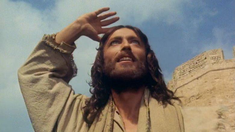 Jesus of Nazareth (miniseries) movie scenes