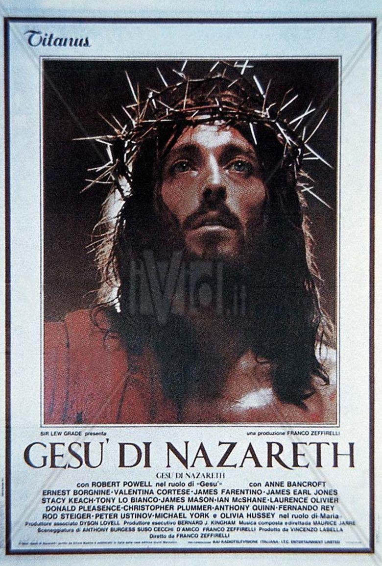 Jesus of Nazareth (miniseries) movie poster