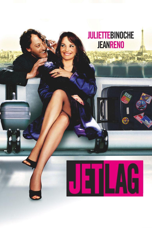 Jet Lag (film) movie poster