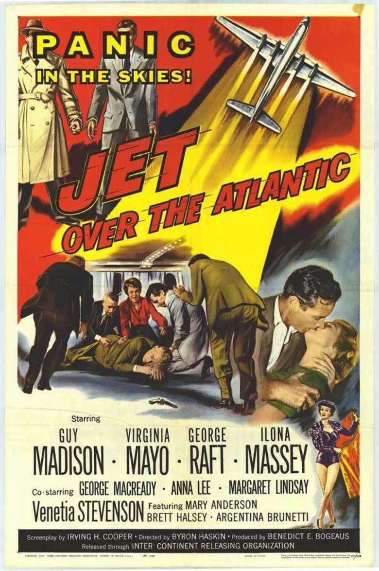 Jet Over the Atlantic movie poster