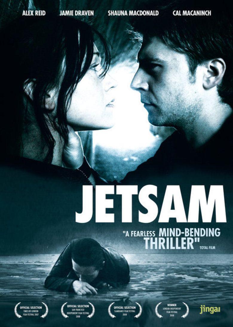 Jetsam (film) movie poster