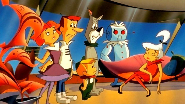Jetsons: The Movie movie scenes