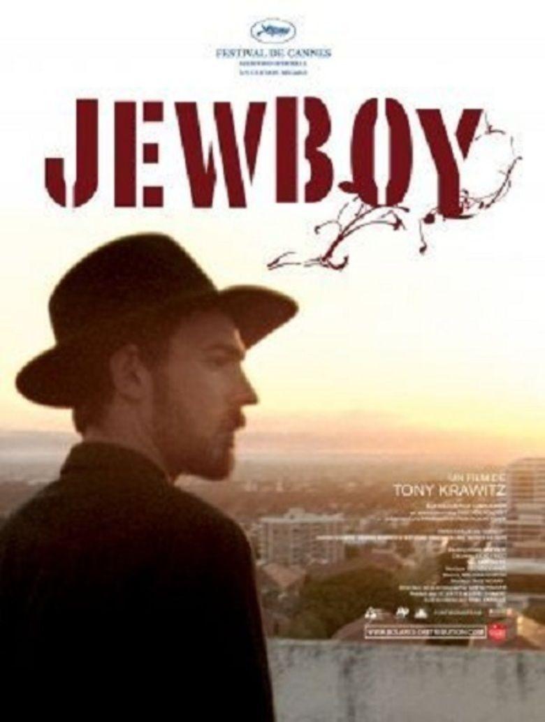 Jewboy movie poster