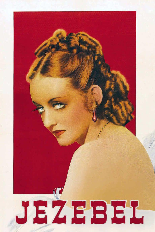 Jezebel (film) movie poster