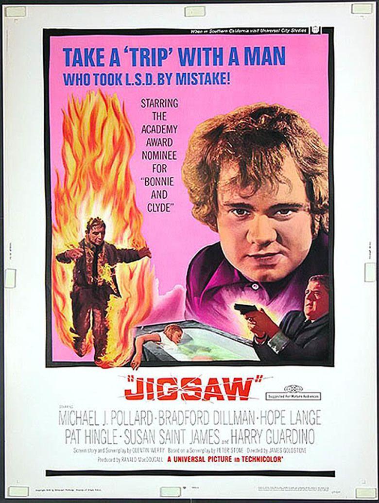 Jigsaw (1968 film) - Alchetron, The Free Social Encyclopedia
