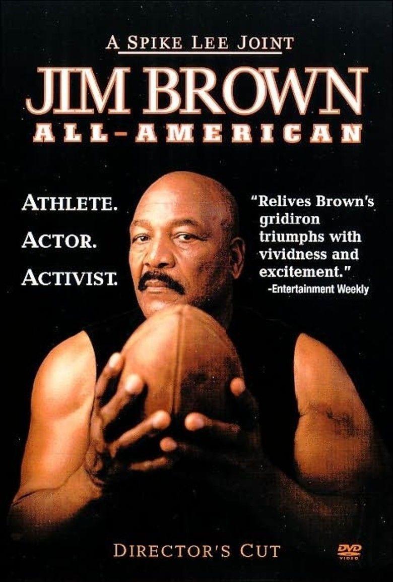 Jim Brown: All American movie poster