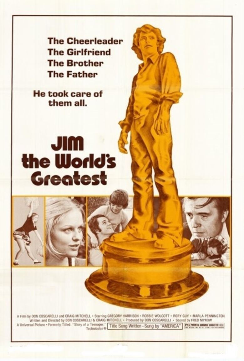 Jim the Worlds Greatest movie poster