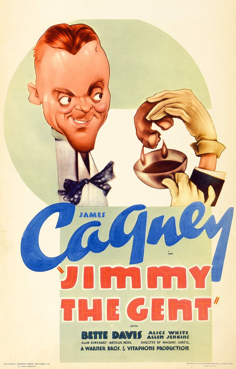 Jimmy the Gent (film) movie poster