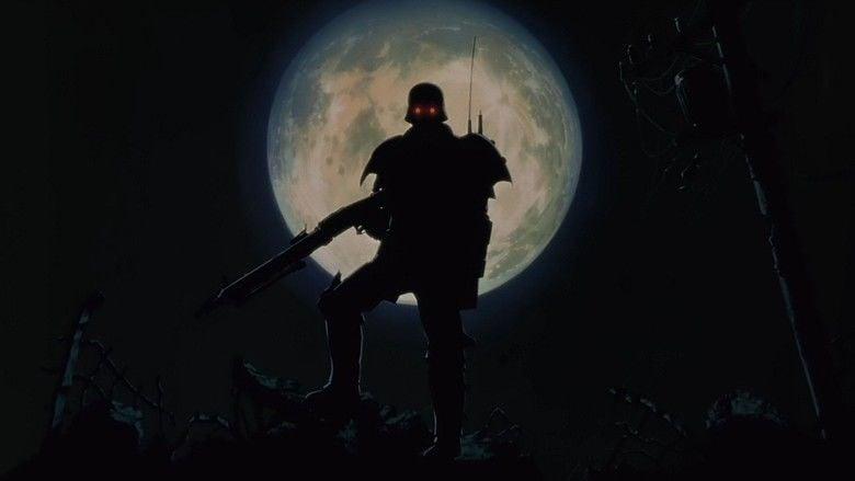 Jin Roh: The Wolf Brigade movie scenes