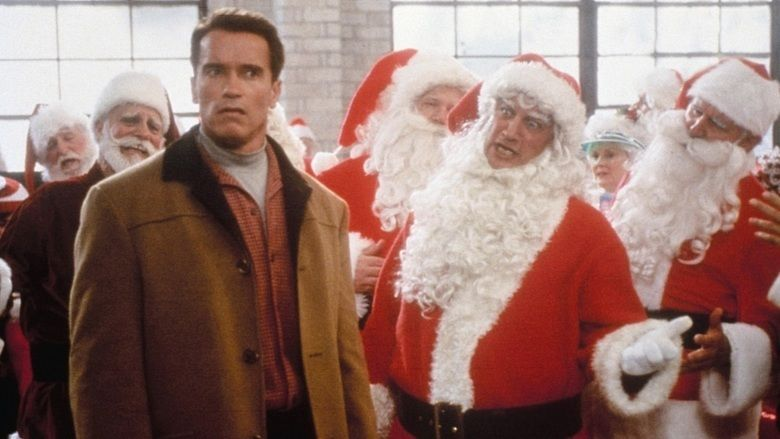 Jingle All the Way movie scenes