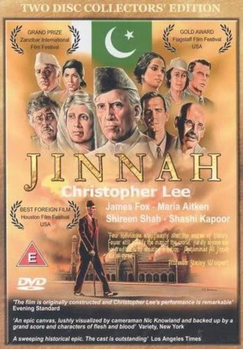 Jinnah (film) movie poster