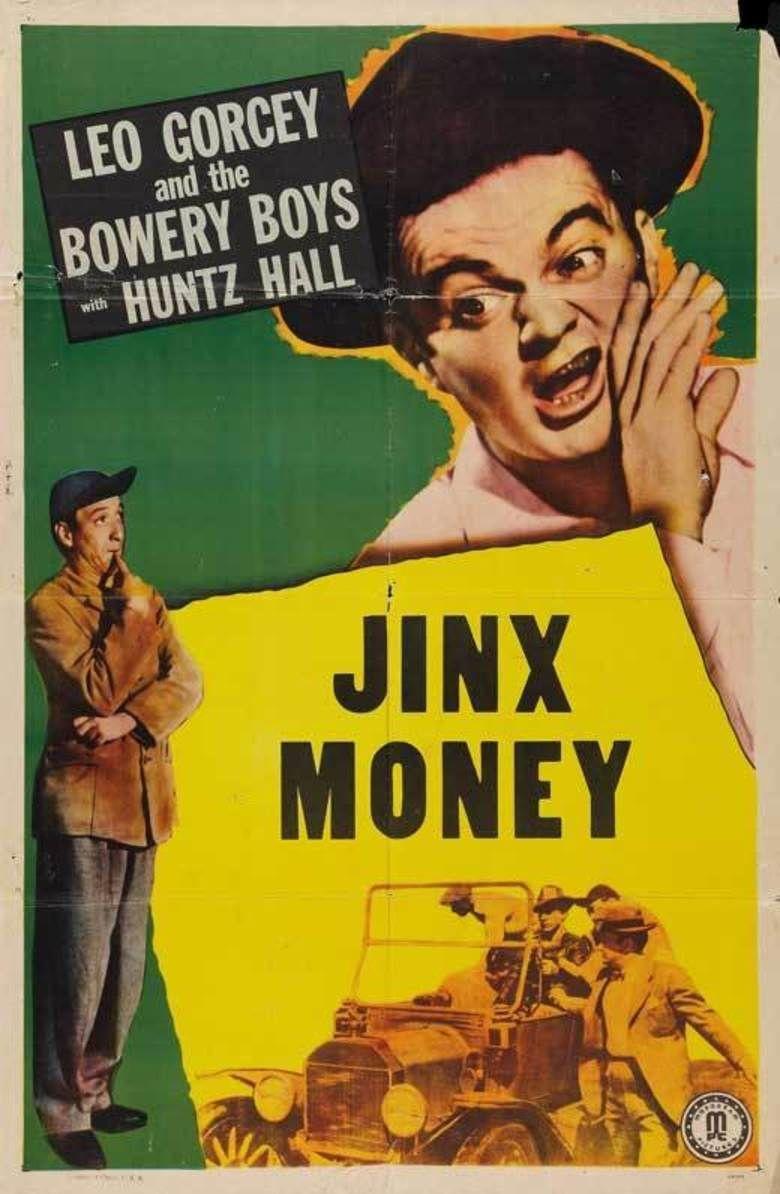 Jinx Money movie poster