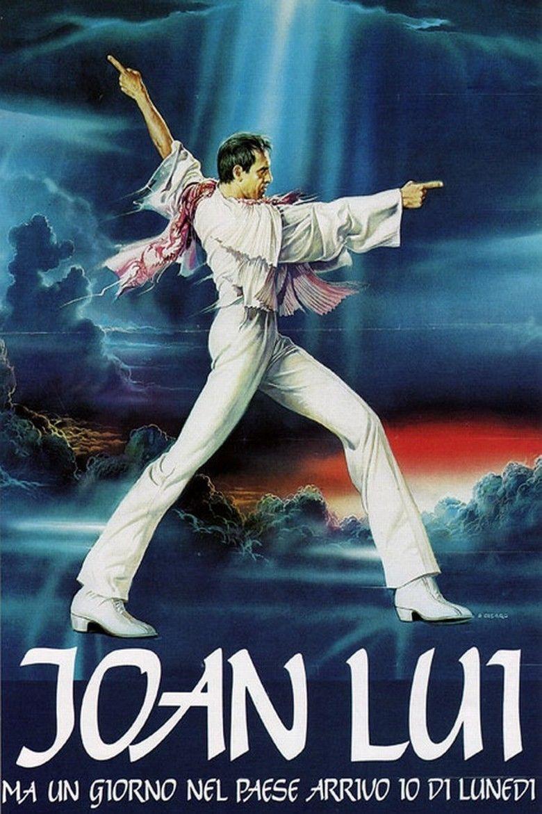 Joan Lui movie poster