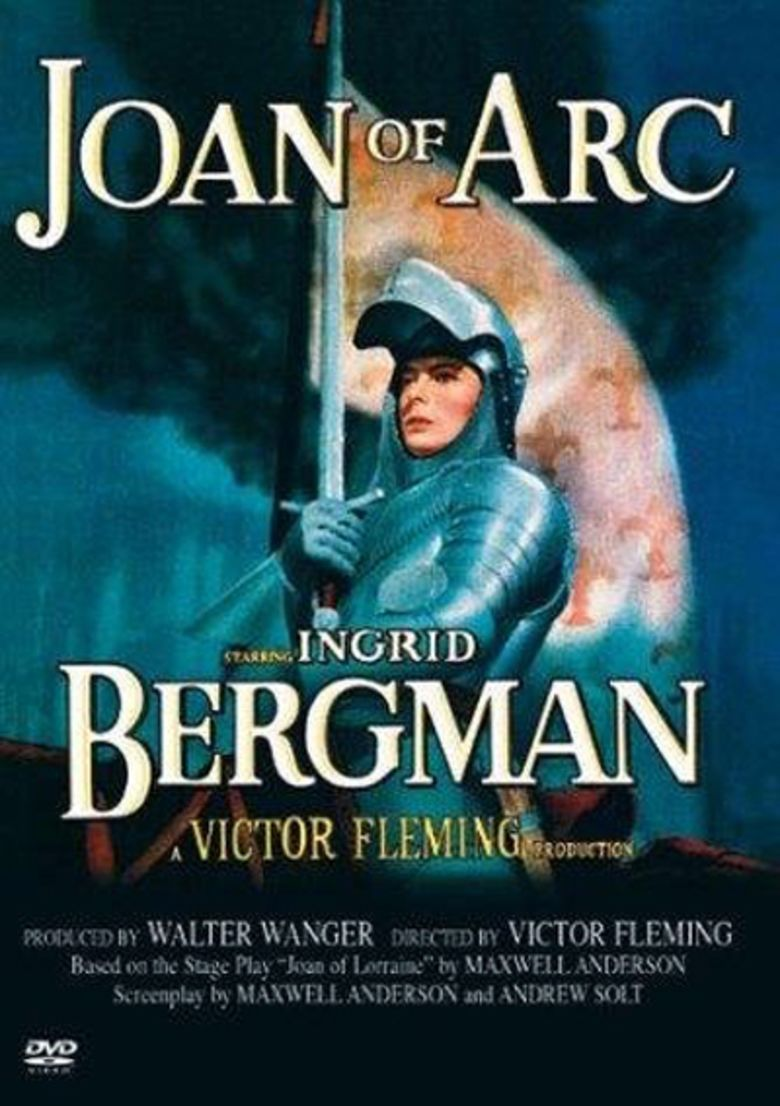 Joan of Arc (1948 film) movie poster