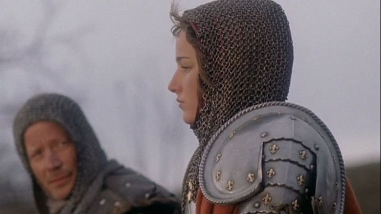 Joan of Arc (miniseries) movie scenes