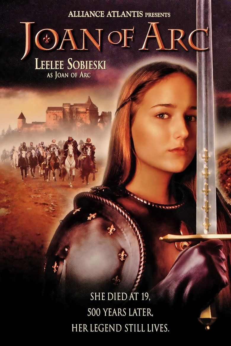 Joan of Arc (miniseries) movie poster