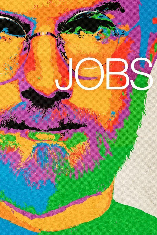 Jobs (film) movie poster