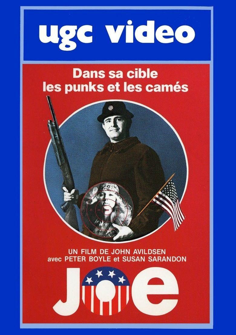 Joe (1970 film) movie poster
