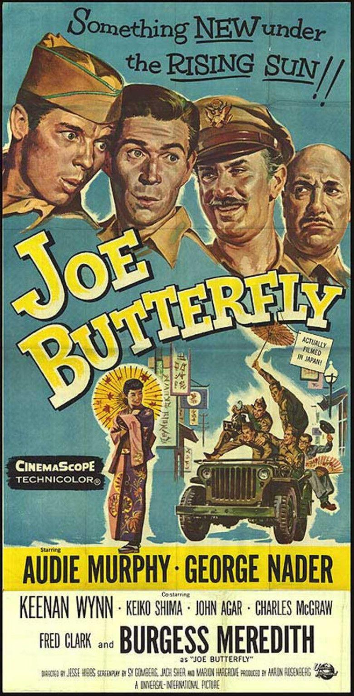 Joe Butterfly movie poster