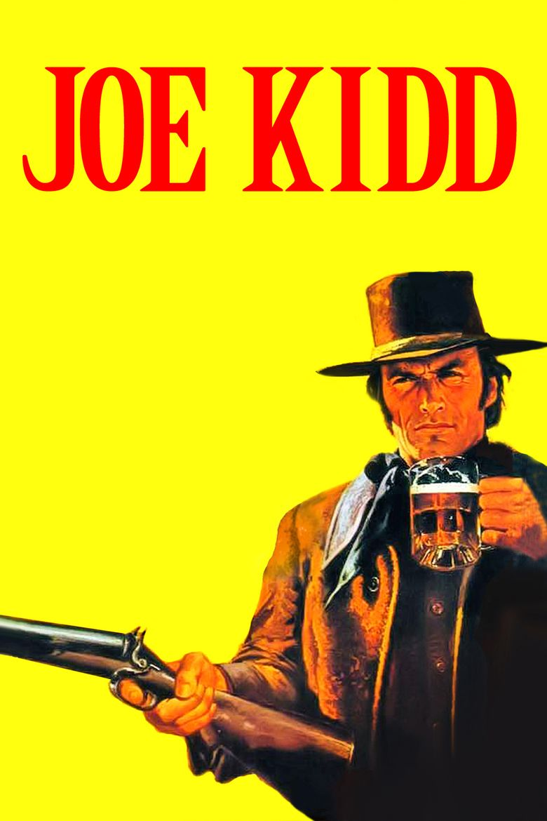 Joe Kidd movie poster