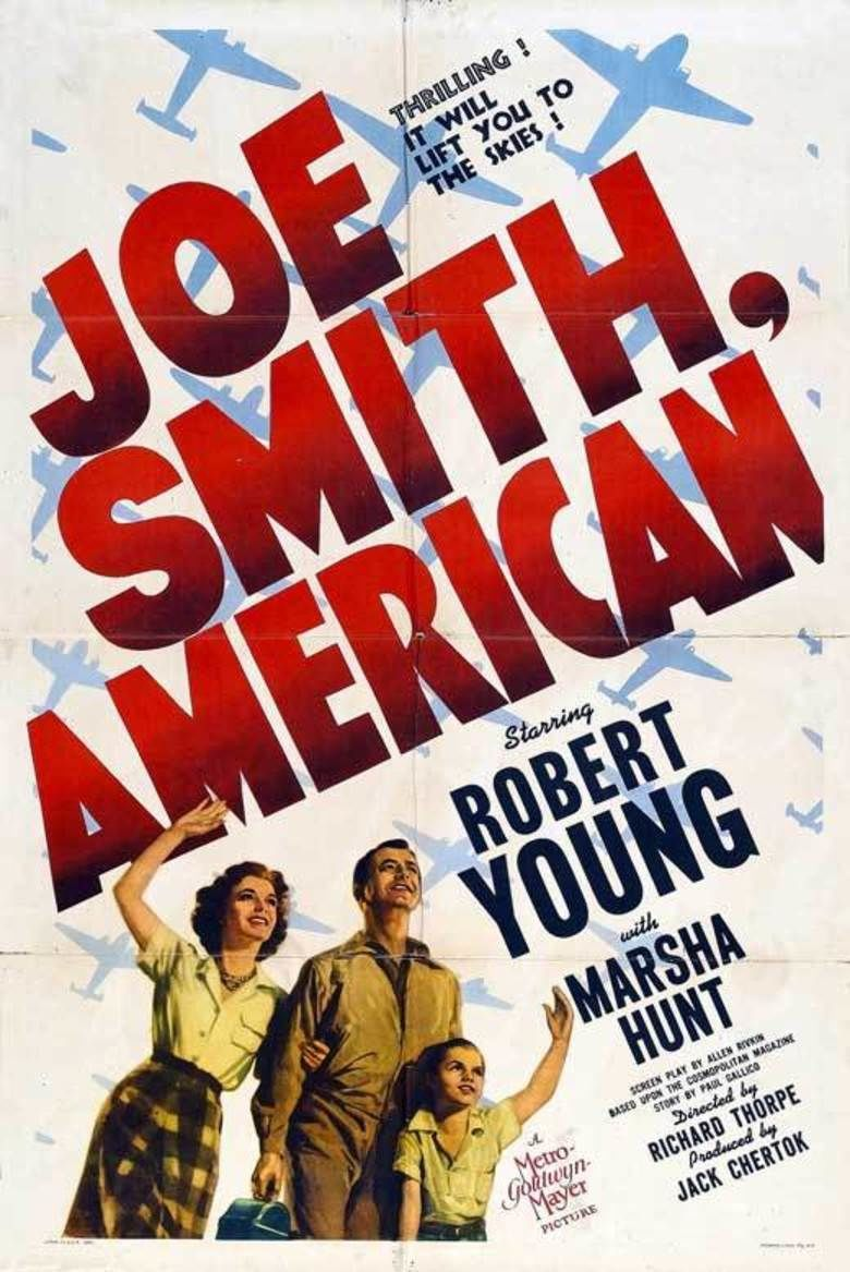 Joe Smith, American movie poster