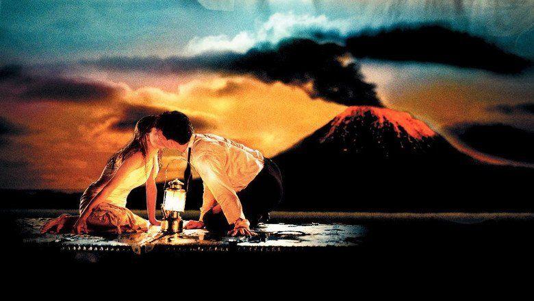 Joe Versus the Volcano movie scenes