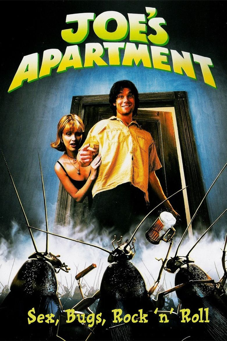 Joes Apartment movie poster