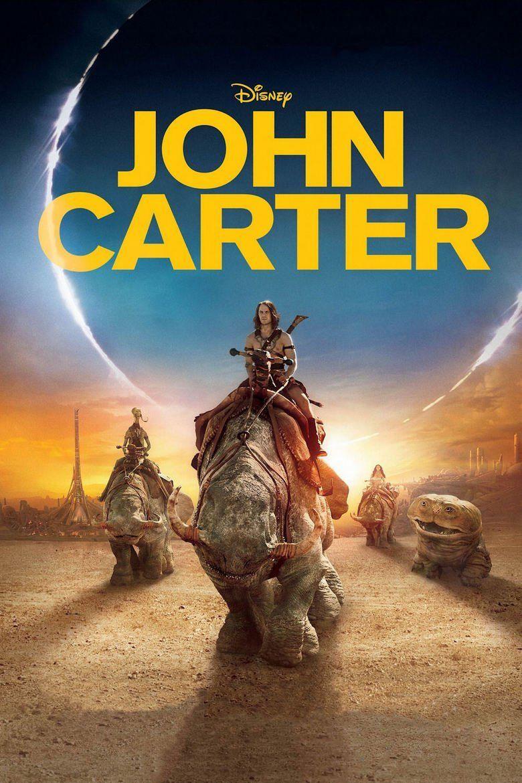 John Carter (film) movie poster