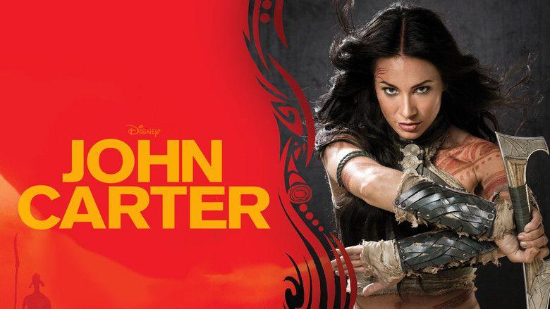 John Carter (film) movie scenes