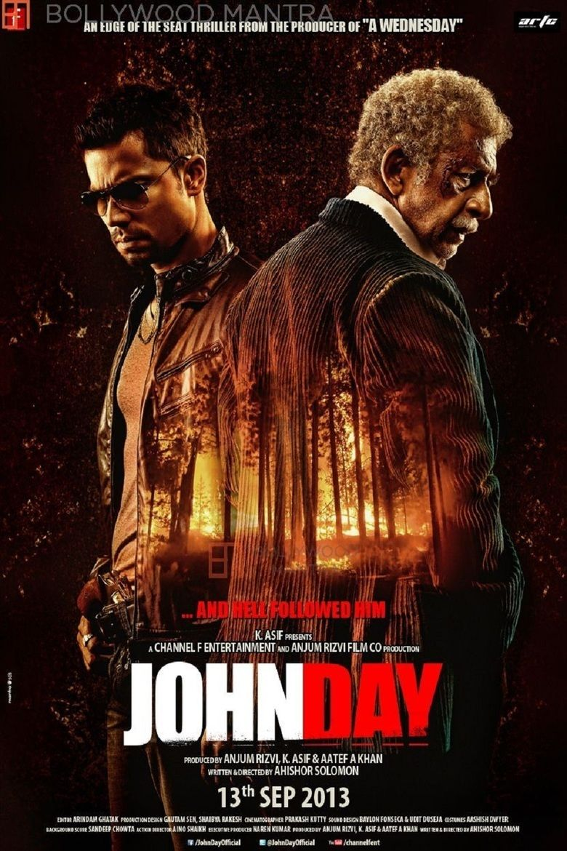 John Day (film) movie poster