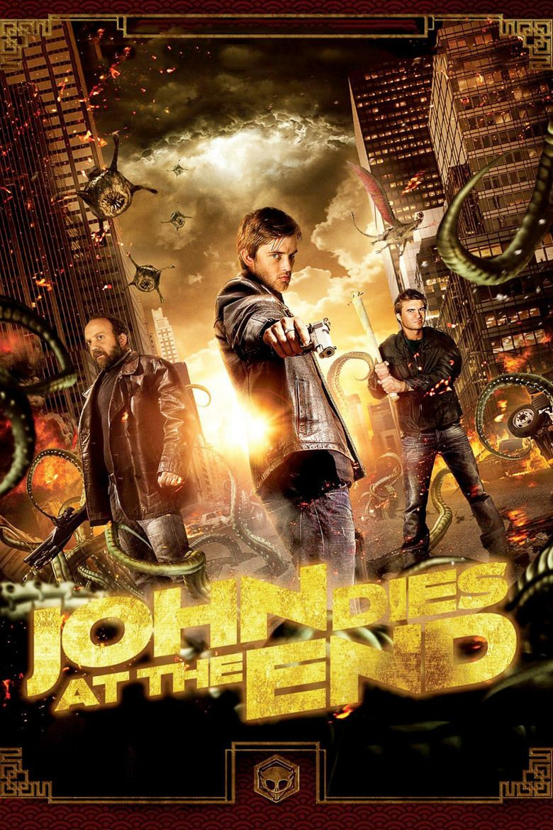John Dies at the End (film) movie poster