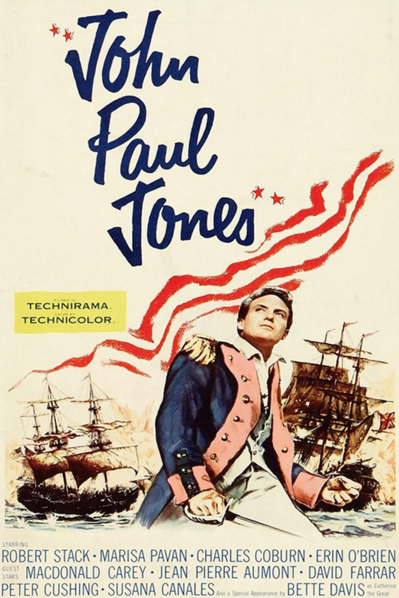 John Paul Jones (film) movie poster