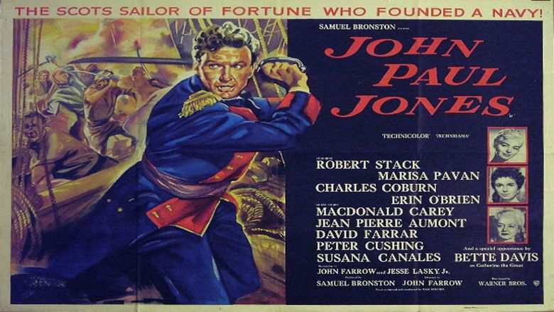 John Paul Jones (film) movie scenes