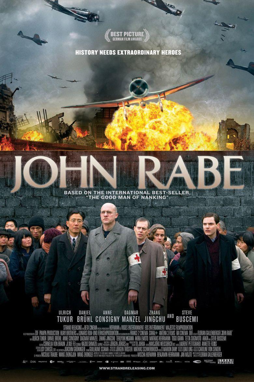 John Rabe (film) movie poster