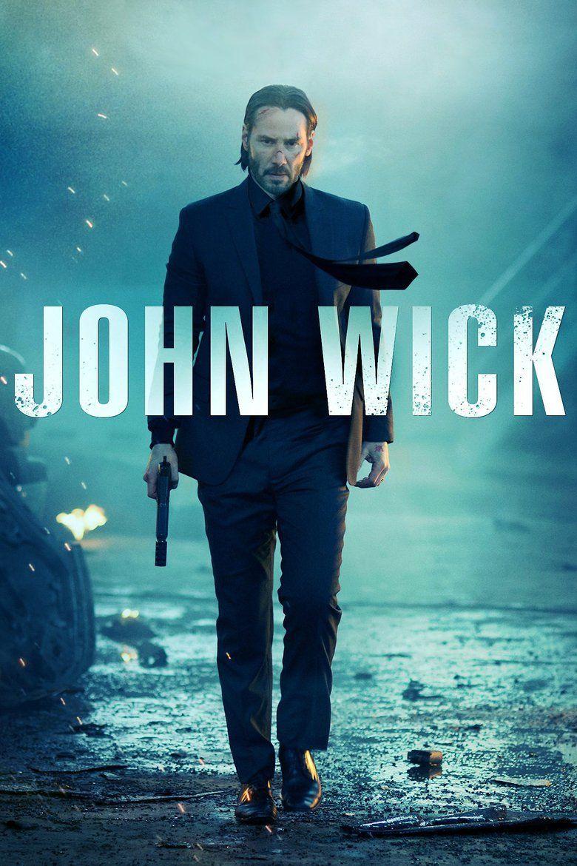 John Wick (film) movie poster