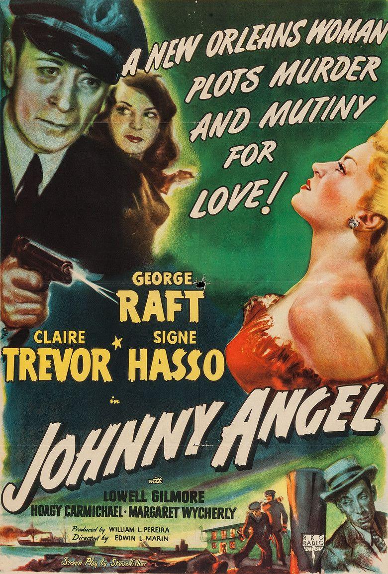 Johnny Angel movie poster
