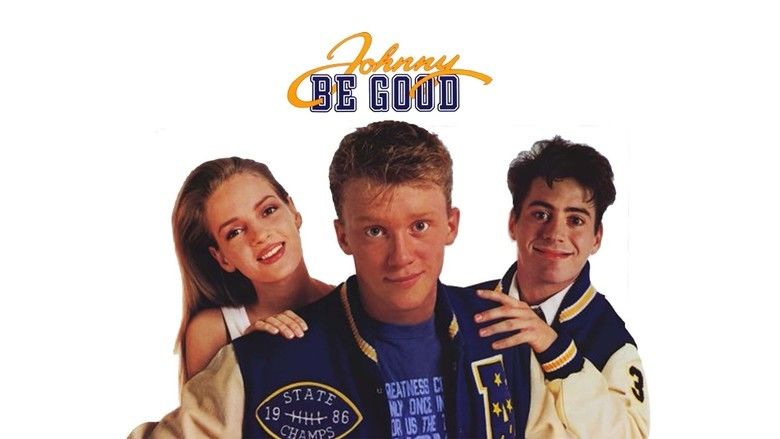 Johnny Be Good movie scenes