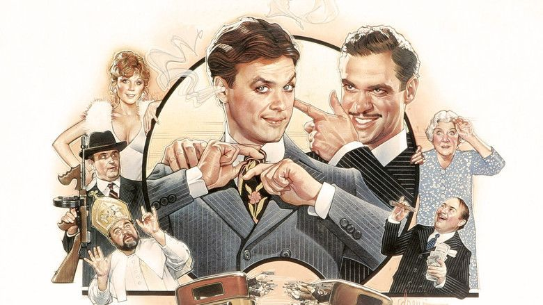 Johnny Dangerously movie scenes