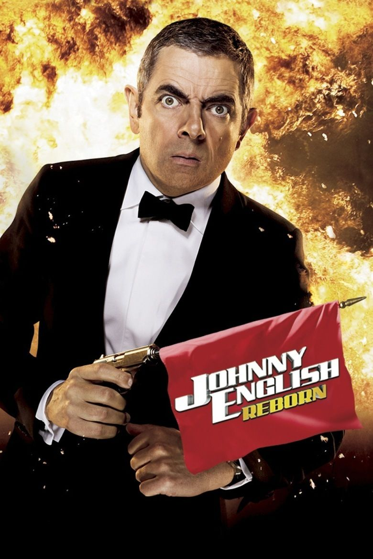Johnny English Reborn movie poster