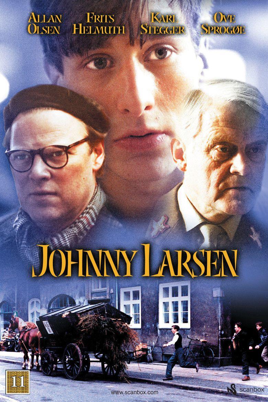 Johnny Larsen movie poster