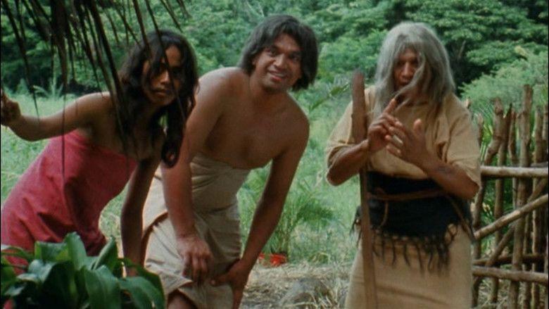 Johnny Lingo movie scenes