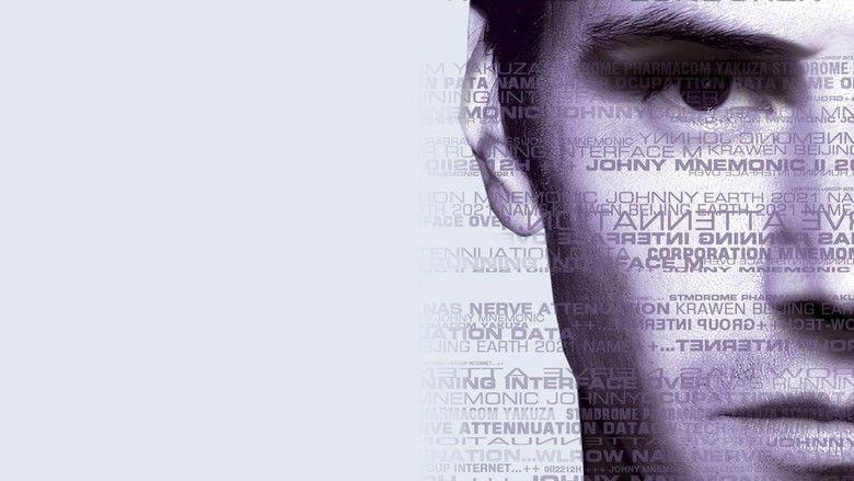 Johnny Mnemonic (film) movie scenes