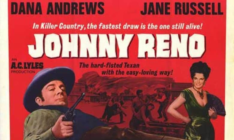 Johnny Reno movie scenes