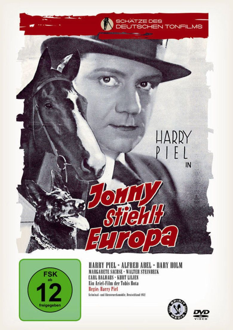 Johnny Steals Europe movie poster