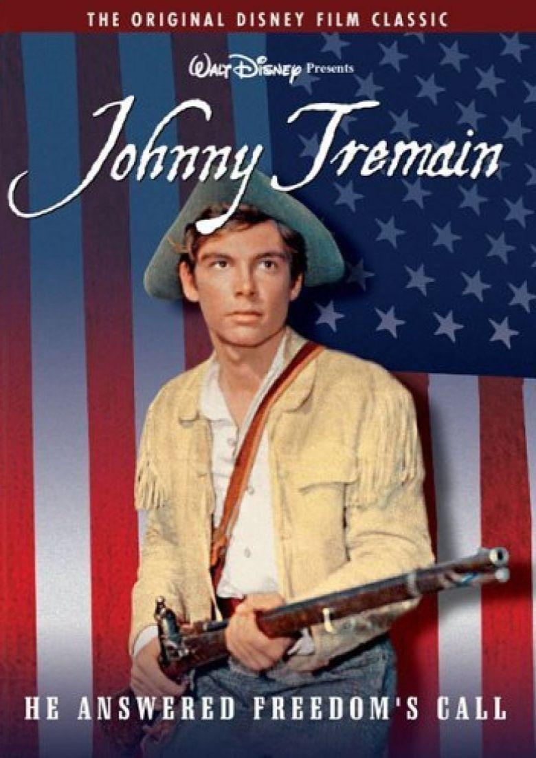 Johnny Tremain (film) movie poster