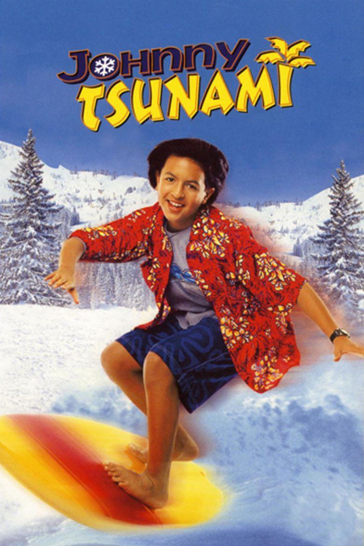 Johnny Tsunami movie poster